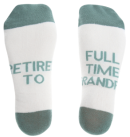 PAVILION Retired To Full Time Grandpa Socks