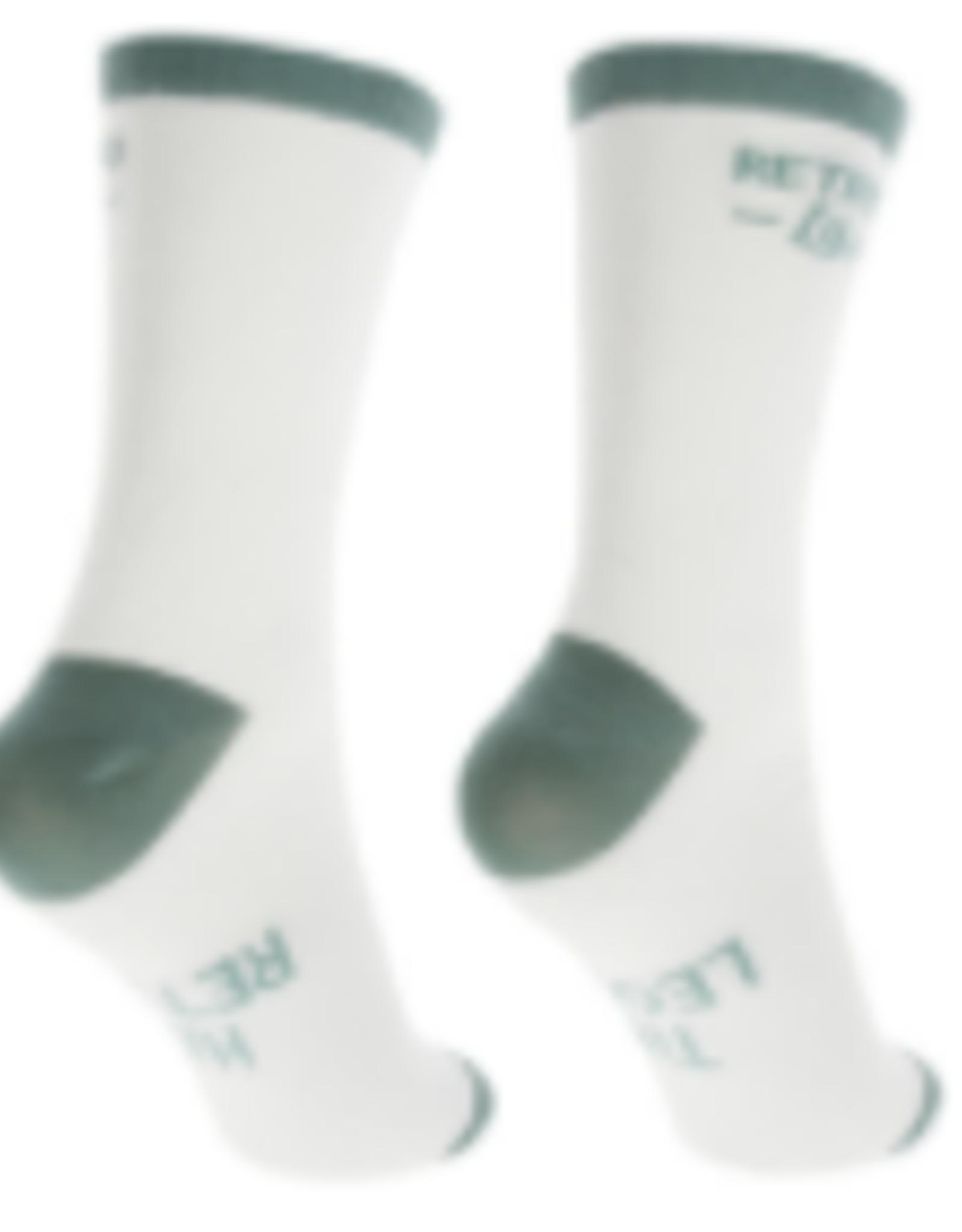 PAVILION The Legend Has Retired Socks