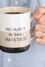 PAVILION No Hurry No Worry I'm Retired Mug