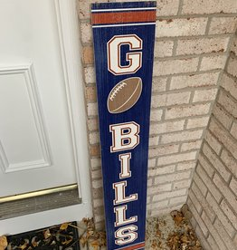 MY WORD BUFFALO BILLS PORCH BOARD