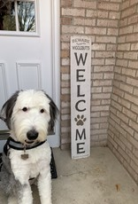 MY WORD WIGGLEBUTTS PORCH BOARD