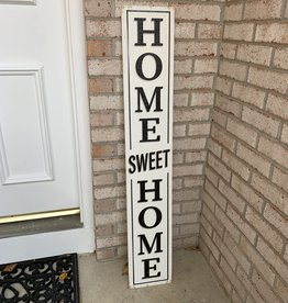 MY WORD WELCOME HOME SWEET HOME PORCH BOARD