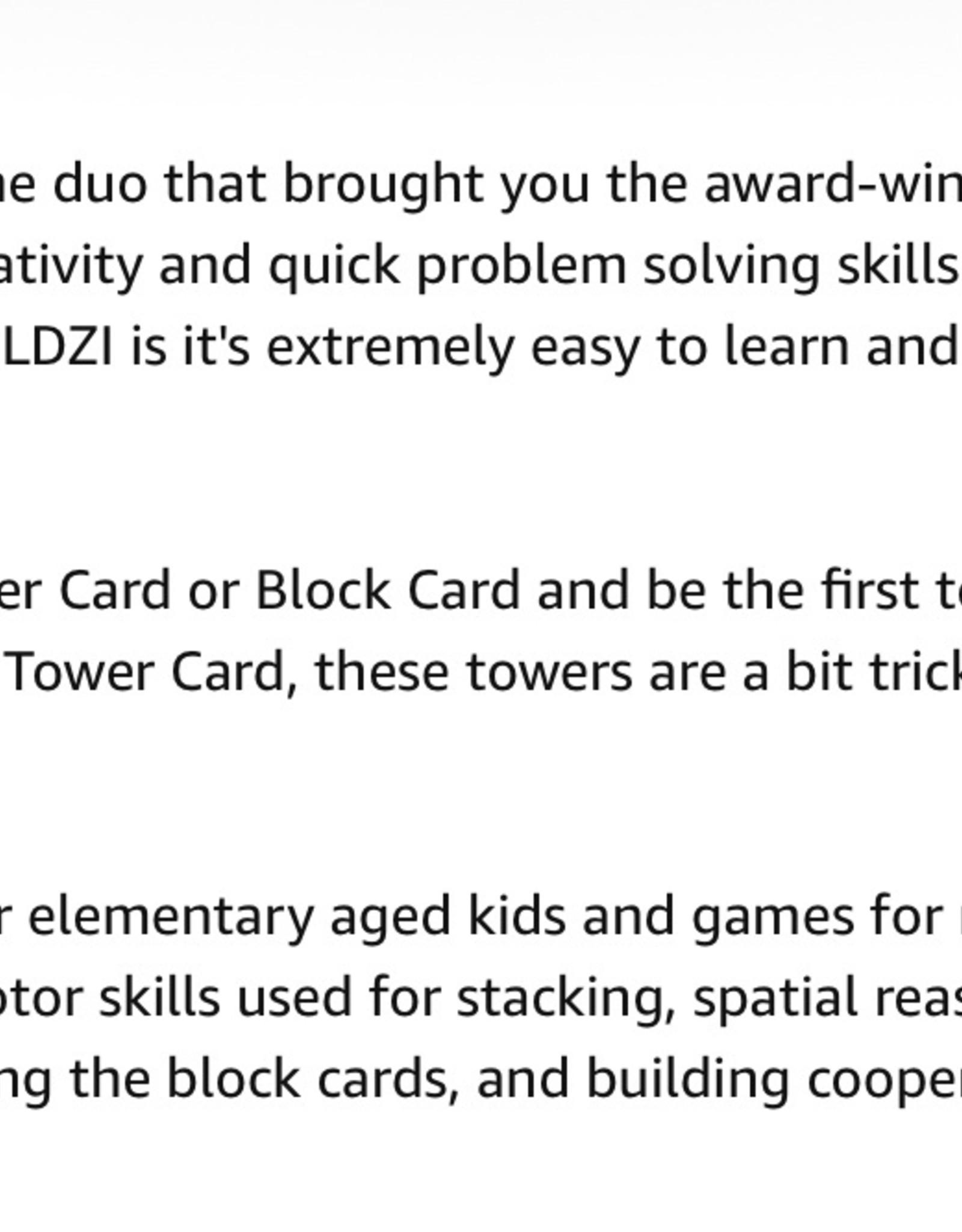 CARMA GAMES BUILDZI Game