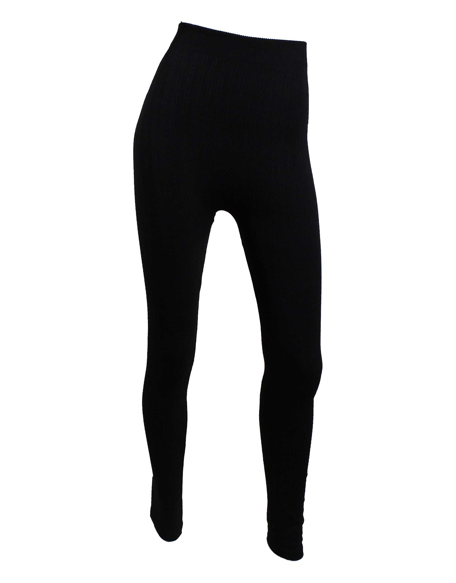 GOLD MEDAL Women's Black Leggings