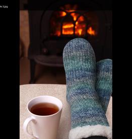 OPPORTUNITIES Ombré Slipper Socks