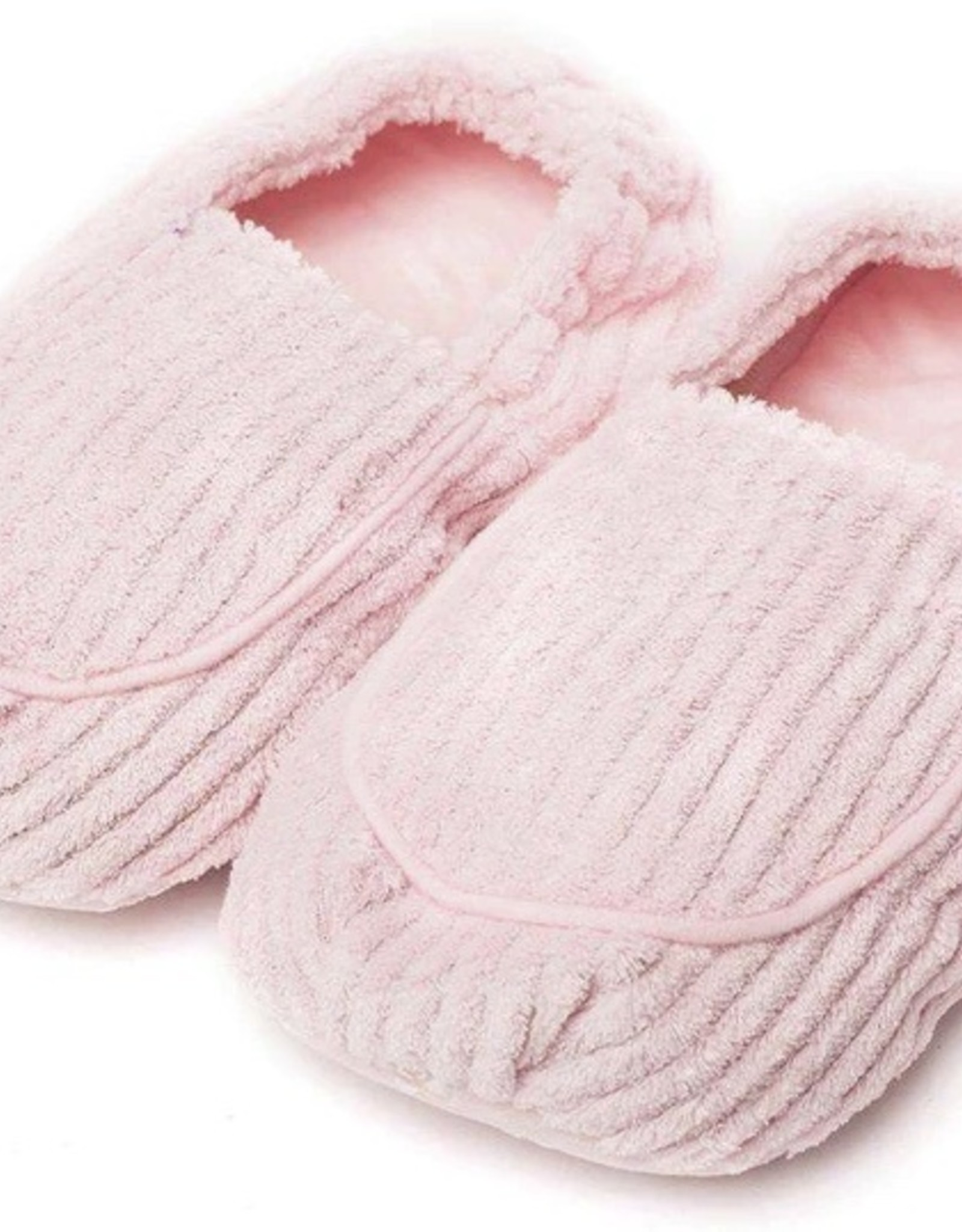 INTELEX Pink Warmies Slippers