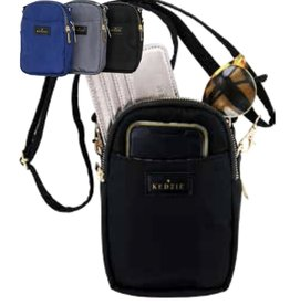 D.M. MERCHANDISING INC. Kedzie Crossbody Purse