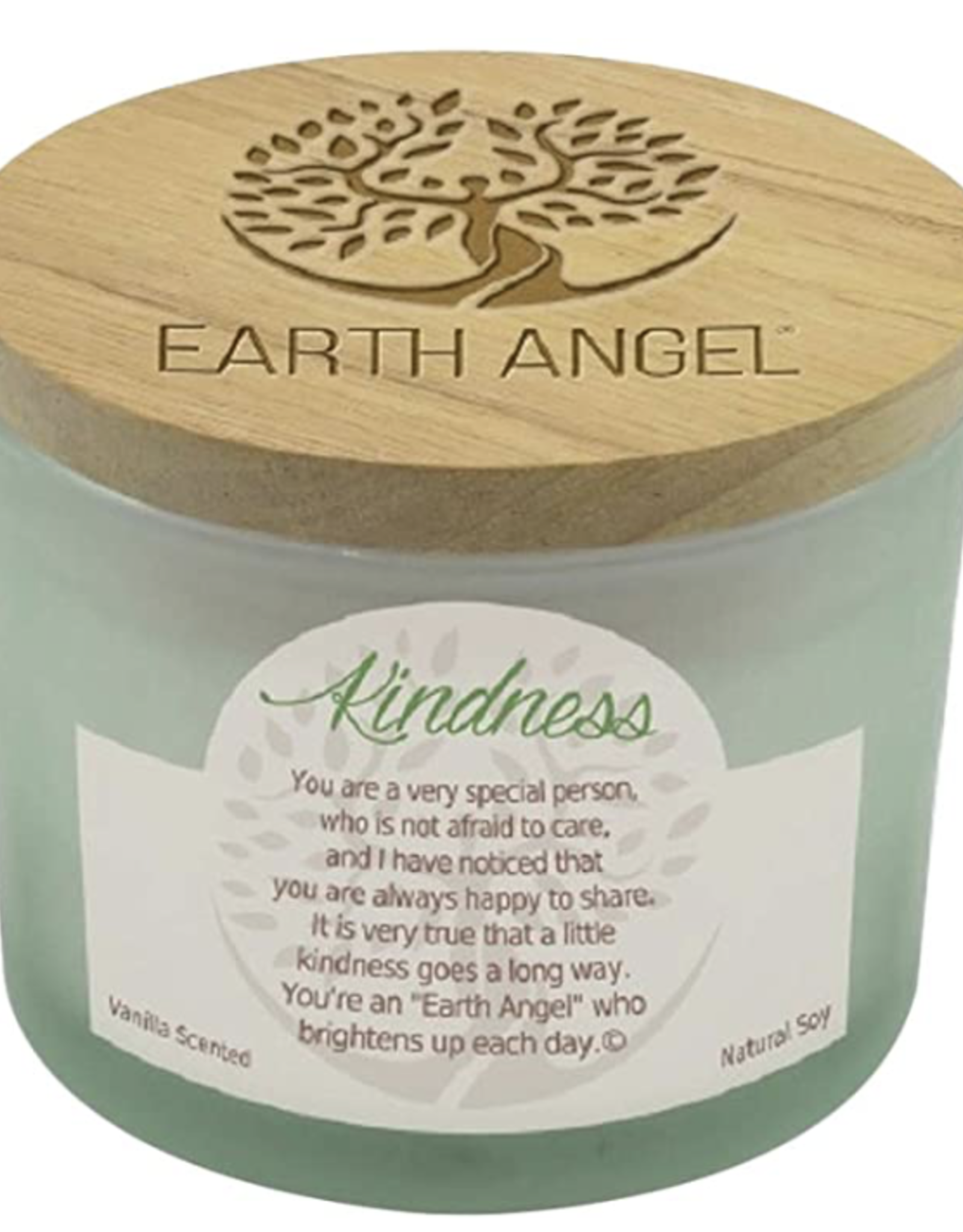 EARTH ANGEL Earth Angel Candle - Kindness