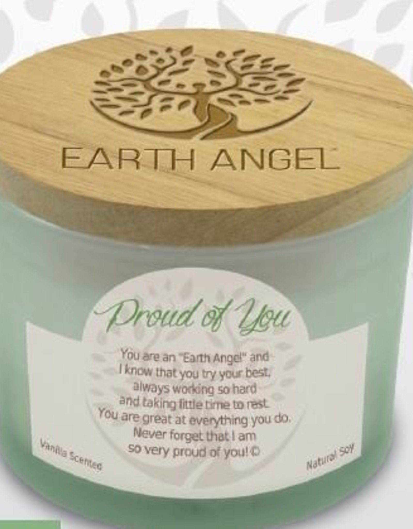 EARTH ANGEL Earth Angel Candle - Proud of You