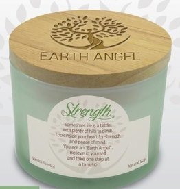 EARTH ANGEL Earth Angel Candle - Strength