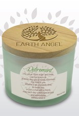 EARTH ANGEL Earth Angel Candle - Retirement