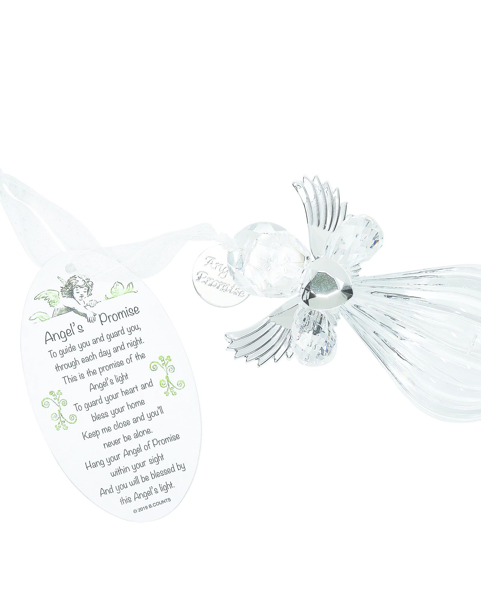 ENESCO Angel's Promise Ornament