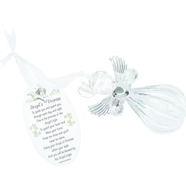 ENESCO Angel's Promise Ornament