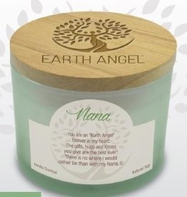 EARTH ANGEL Earth Angel Candle - Nana