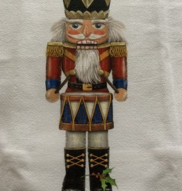 MARY LAKE THOMPSON Nutcracker Dishtowel