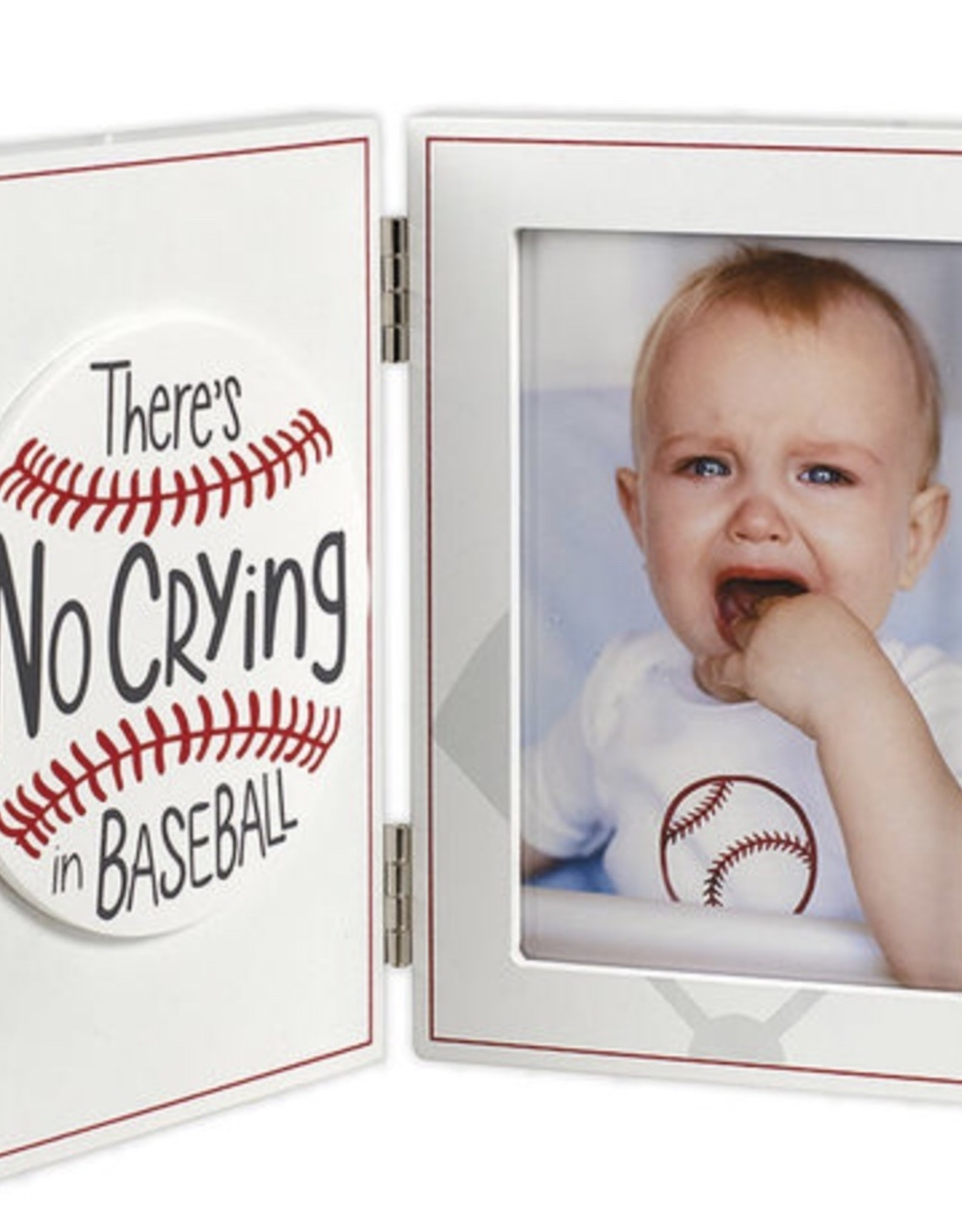 MALDEN INTERNATIONAL DESIGNS No Crying in Baseball Frame