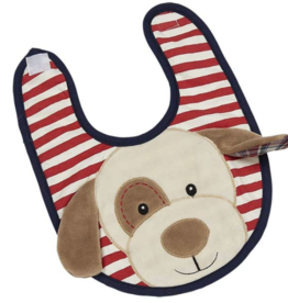 MAISON CHIC Bib - Max the Puppy