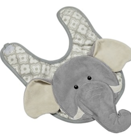MAISON CHIC Bib - Emerson the Elephant