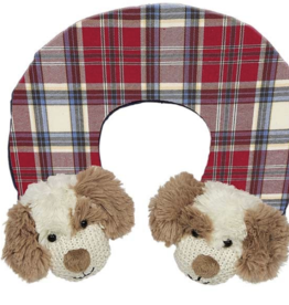 MAISON CHIC Neck Pillow - Max the Puppy