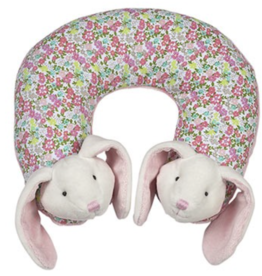 MAISON CHIC Travel Pillow - Beth the Bunny
