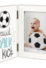 MALDEN INTERNATIONAL DESIGNS Crawl Walk Kick Soccer Frame