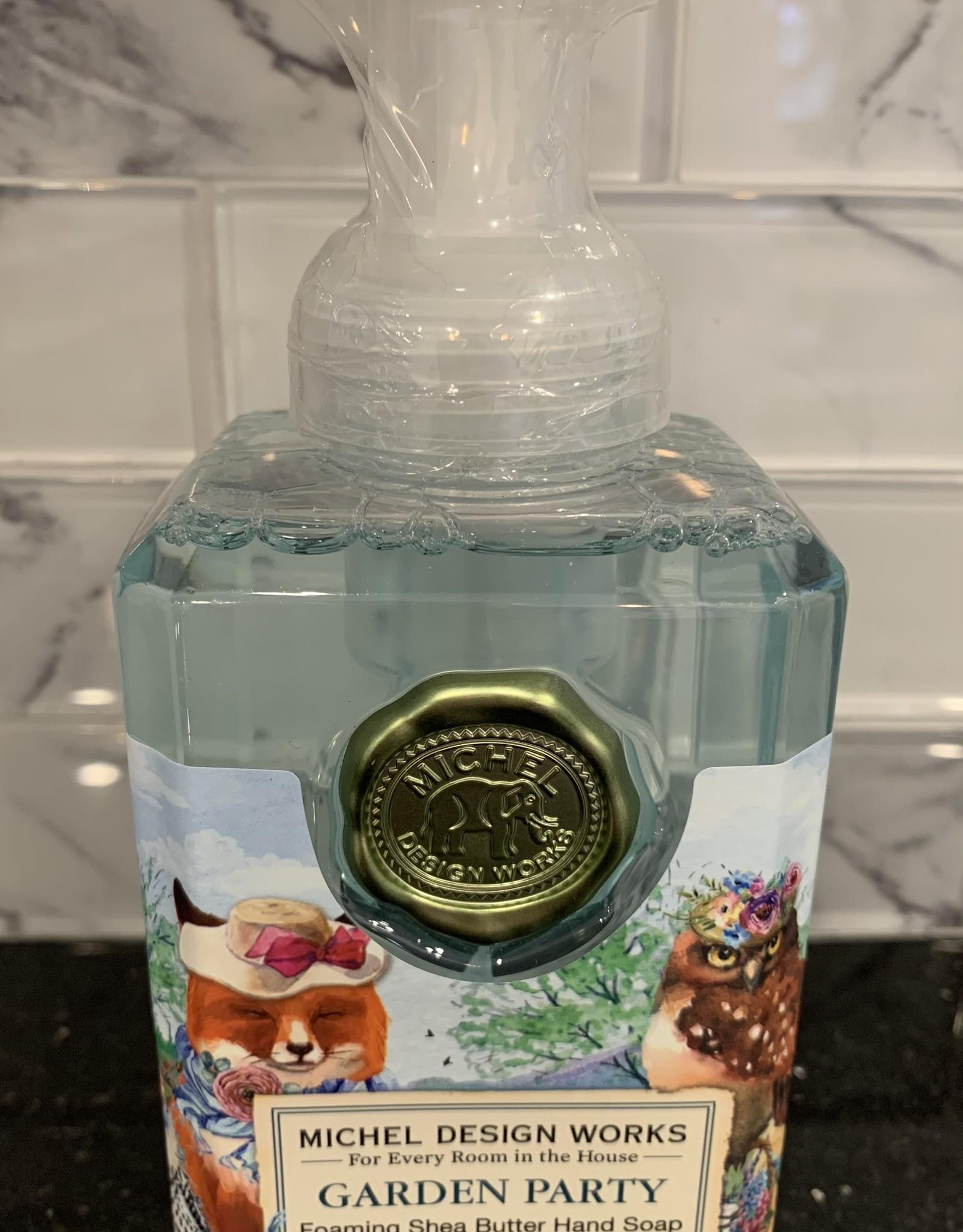MICHEL DESIGNS Shea Butter Foaming Hand Soap