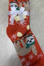 GOLD MEDAL Xmas Socks-2 Pack