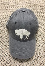 Buffalo Collection Buffalo Baseball Cap Dark Laser Grey