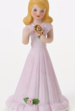 ENESCO BLONDE GROWING UP GIRL - AGE 9
