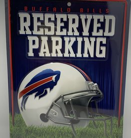 GOOD TYMES ENTERPRISES BUFFALO BILLS PARKING SIGN