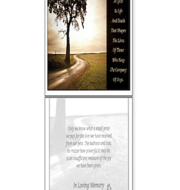 DOG SPEAK In Loving Memory of Dogs Card