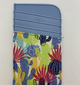 D.M. MERCHANDISING INC. RFID Scan-Safe Credit Card Holder-Cactus