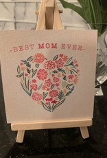 EVERGREEN ENTERPRISES, INC. Mothers Day Easeled Painting