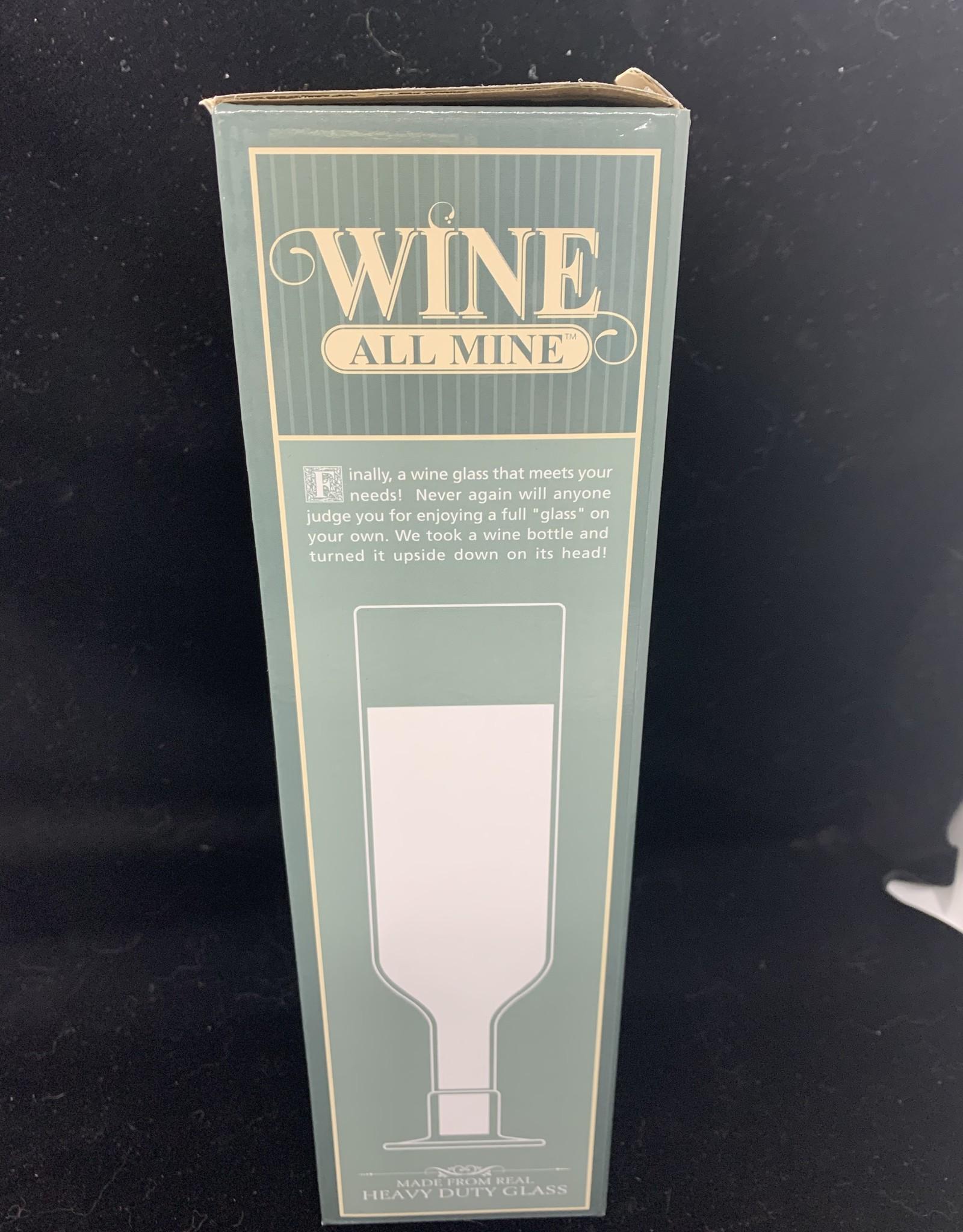 UT BRANDS Wine All Mine