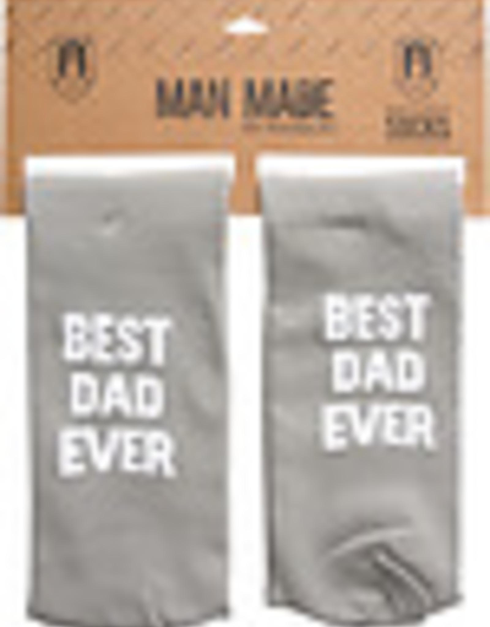 PAVILION BEST DAD EVER SOCKS