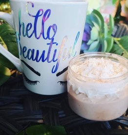 Whipped Body Butter-4oz Java