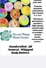 Whipped Body Butter-4oz Caribbean