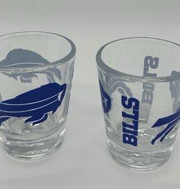 BUFFALO BILLS SHOT GLASS