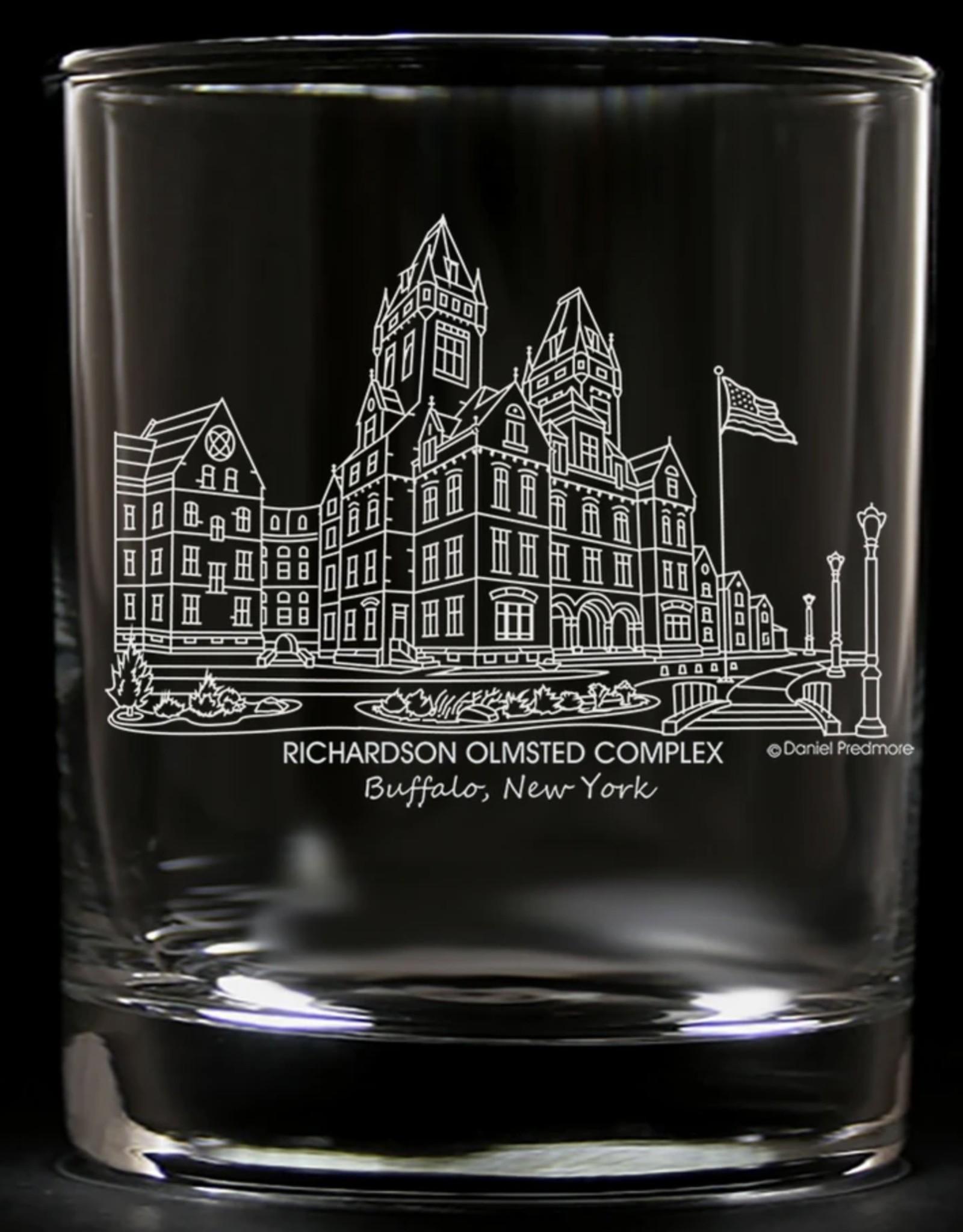 HH RICHARDSON ROCK GLASS