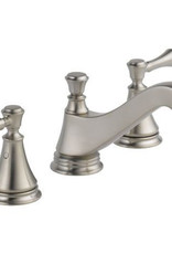 "Delta Delta Cassidy 8"" C. Lav faucet- Brilliance Stainless"
