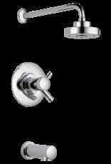 Brizo BRIZO ODIN -BRUSHED NICKEL  TEMPASSURE THERMOSTATIC TUB/SHOWER TRIM