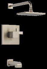 Brizo BRIZO SIDERNA - BRUSHED NICKEL TEMPASSURE THERMOSTATIC TUB/SHOWER TRIM