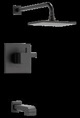 Brizo BRIZO SIDERNA - MATTE BLACK TEMPASSURE THERMOSTATIC TUB/SHOWER TRIM