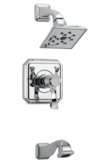 Brizo BRIZO VIRAGE -  POLISHED CHROME TEMPASSURE THERMOSTATIC TUB/SHOWER TRIM