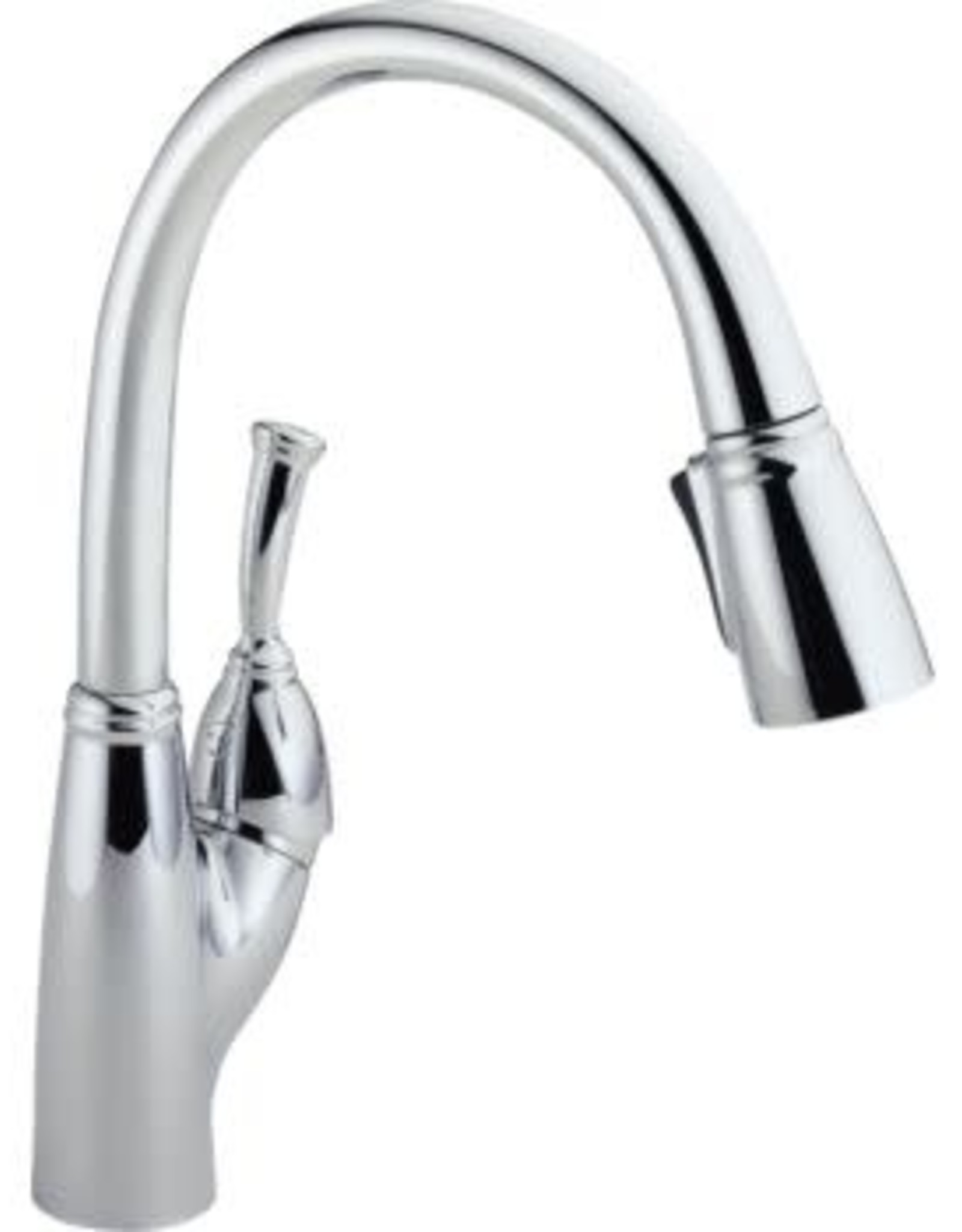 Delta DELTA ALLORA CHROME KITCHEN FAUCET