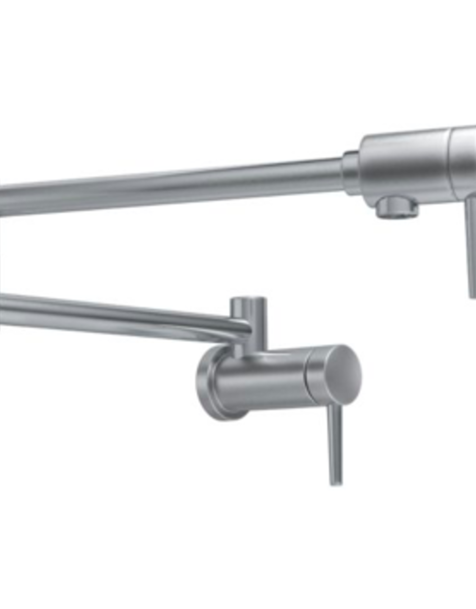 Delta DELTA - CONTEMPORARY ARCTIC STAINLESS POT FILLER