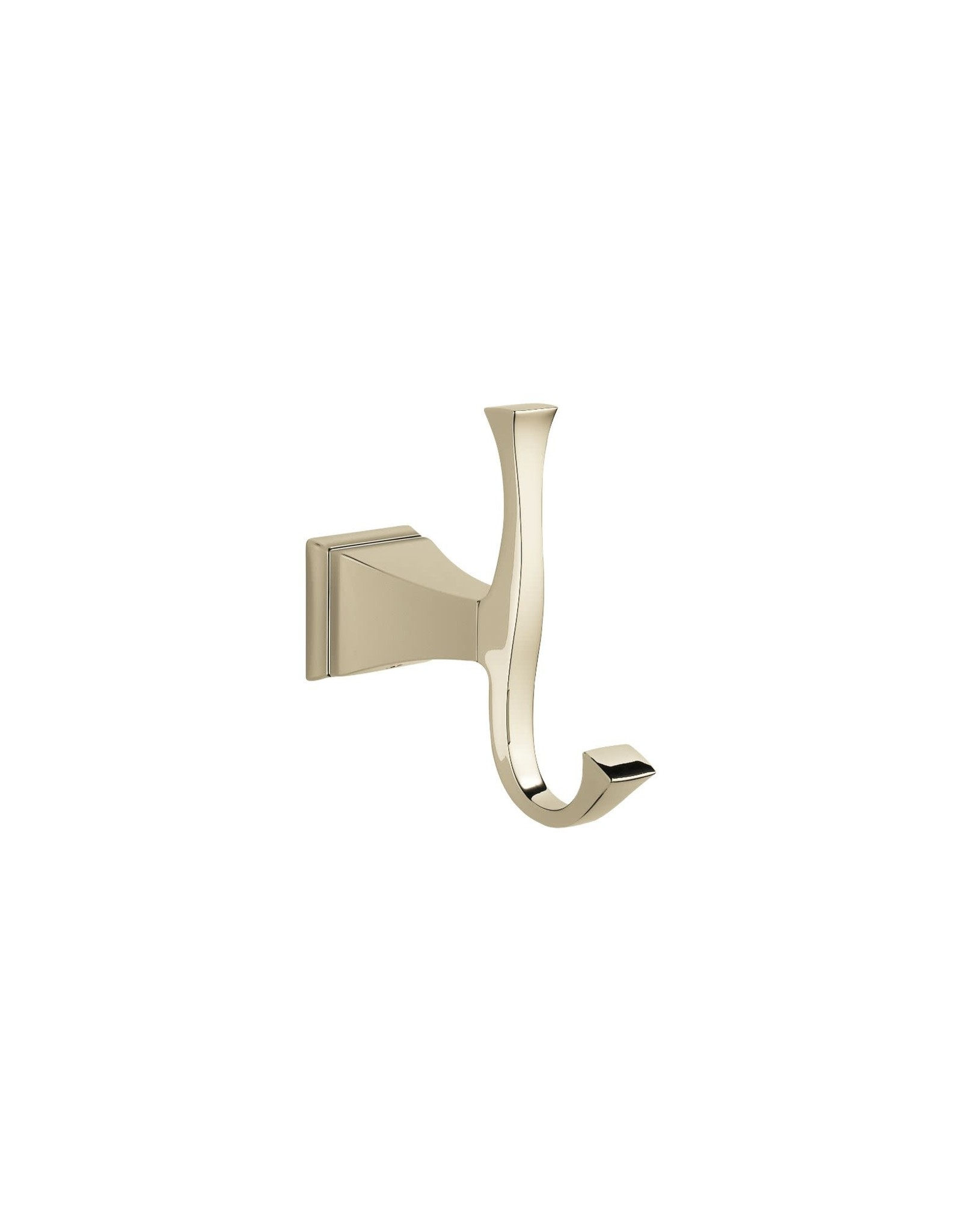 Delta DELTA DRYDEN - POLISHED NICKEL ROBE HOOK