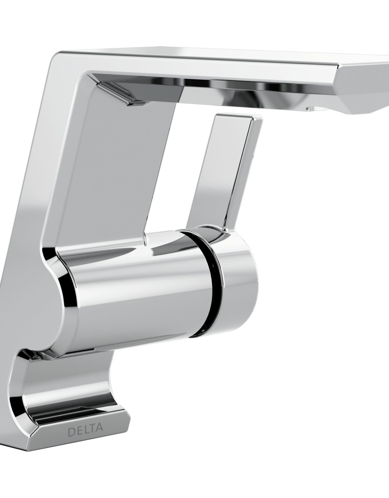 Delta DELTA PIVOTAL - CHROME SINGLE HANDLE LAVATORY FAUCET