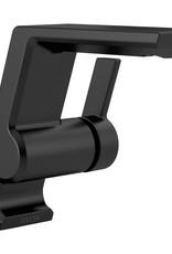 Delta DELTA PIVOTAL - MATTE BLACK SINGLE HANDLE LAVATORY FAUCET