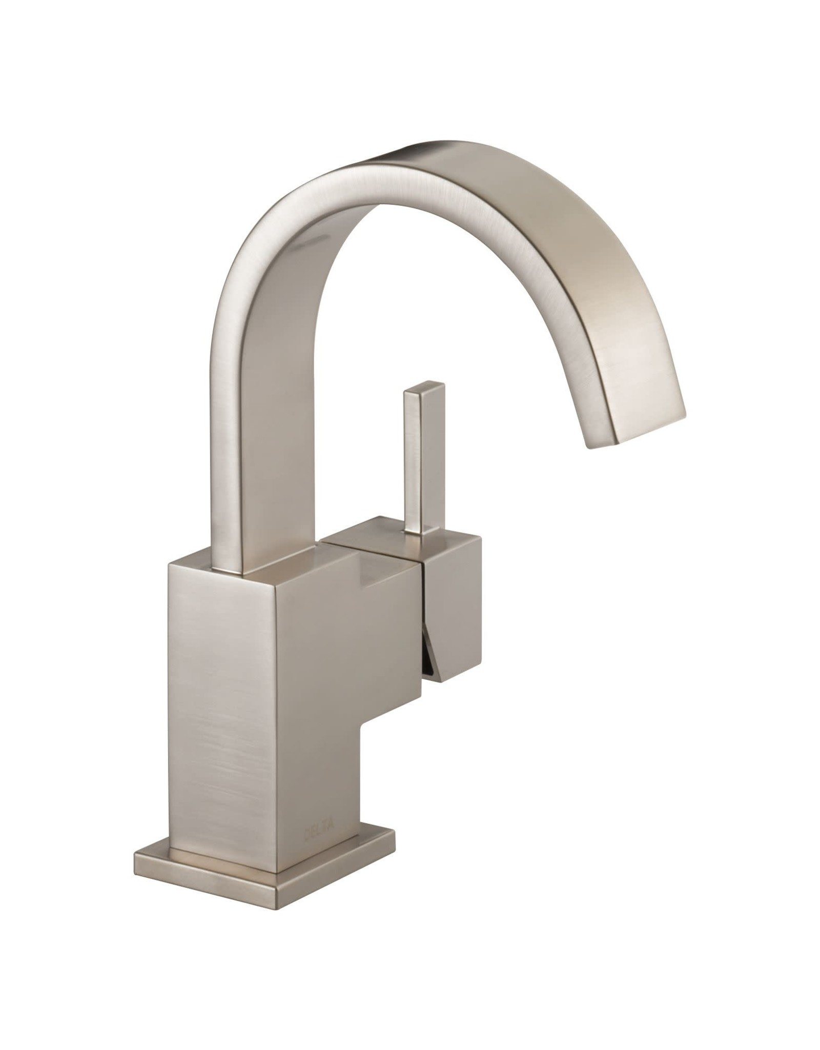 Delta DELTA VERO - BRILLIANCE STAINLESS SINGLE HANDLE LAVATORY FAUCET